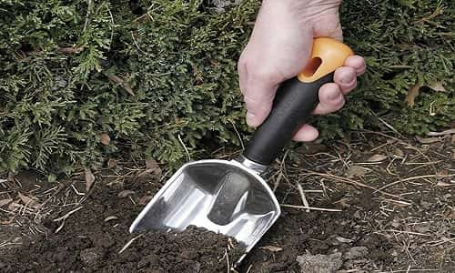 Fiskars Big Grip Trowel