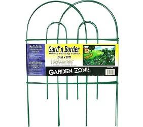 Origin Point Gard'n Border Round Folding Fence
