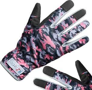 Garden Gloves Women Premium ByRZleticc