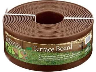 Master Mark Plastics 95340 Terrace Board Landscape Edging