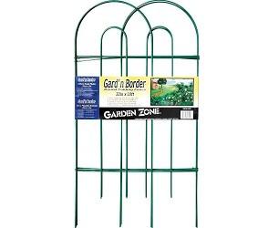 Origin Point 043210 Gard'n Border Round Folding Fence