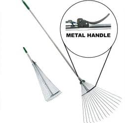 Telescopic Rake Folding Rake