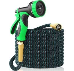 The Best Industries (New 2018) Expandable Garden Hose