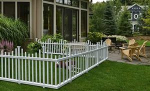 Zippity Outdoor Products ZP19001 Picket Fence