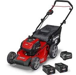 Snapper XD 82V MAX Electric Cordless Lawn Mower