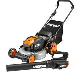 WORX WG960 Cordless Lawn Mower